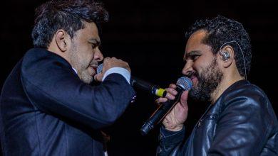 Foto de Zezé de Camargo & Luciano – Babel Arena