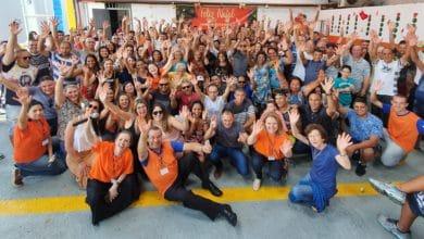 Foto de Confraternização TCI / ITT