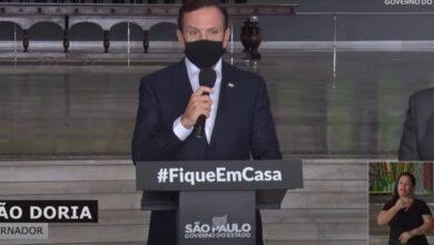 Foto de Governo de SP adota fase emergencial para conter crescimento de pandemia