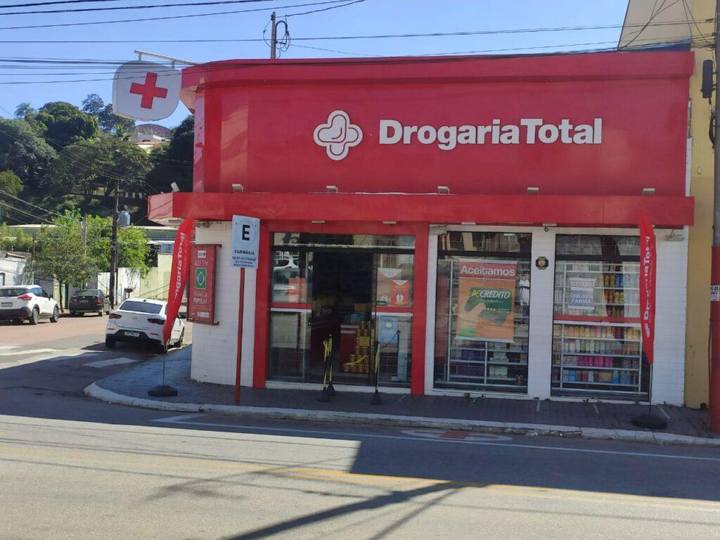 Drogaria Total na cidade de Itatiba