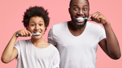 Foto de Aprenda a como criar uma rotina de cuidados com os dentes!